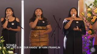 tone 6 my life is in your hands by kirk franklin