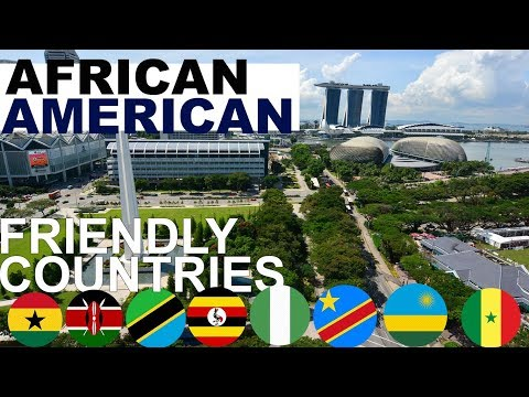 African Countries where Black Americans Can Easily relocate