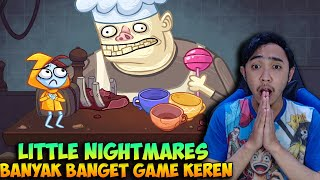 MUNCUL GAME LITTLE NIGHTMARES VERSI HP WKWK - TROLLFACE QUEST VIDEO GAMES 2 INDONESIA