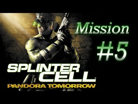 [PC/HD] Splinter Cell: Pandora Tomorrow - Mission 5 - Kundang Camp, Indonesia