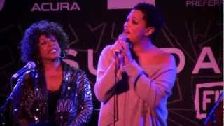 "Twenty Feet From Stardom Singers- ""I Love You, Porgy"" (Lisa Fischer) 1-21-13"
