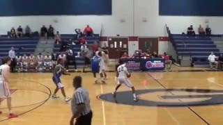 Highlights Elev8 Red vs Victory Rock PG, Jan 18, 2016, Coach Chad Myers 100th Career Win.