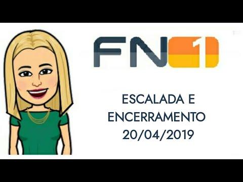 TV Fronteira - FN1/Escalada e Encerramento do dia 20/04/2019