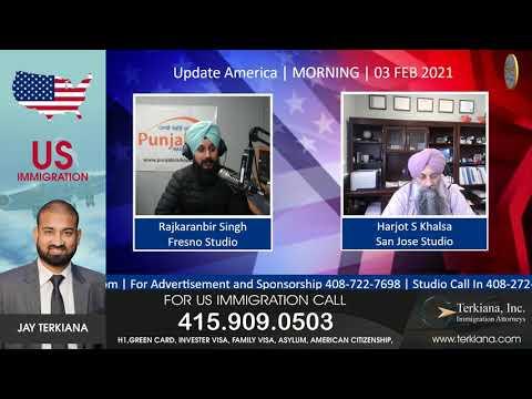 Update America | MORNING | 03 FEB 2021