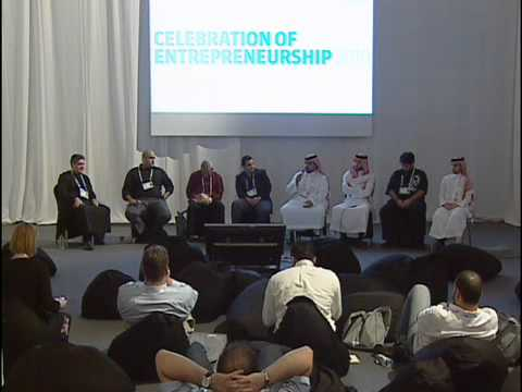Entrepreneurship in Saudi Arabia