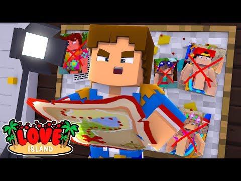 Minecraft LOVE ISLAND - LITTLE DONNY IS PLANNING REVENGE!!