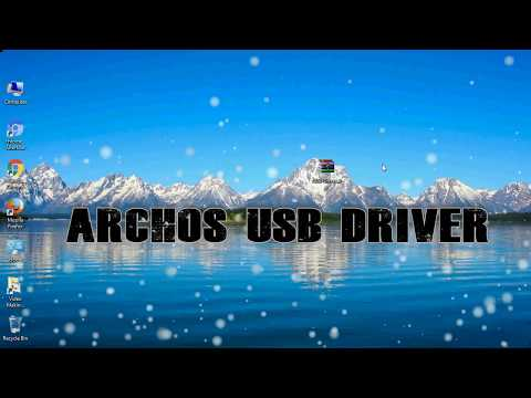 How To Install Archos USB Driver For Windows | ADB And FastBoot
