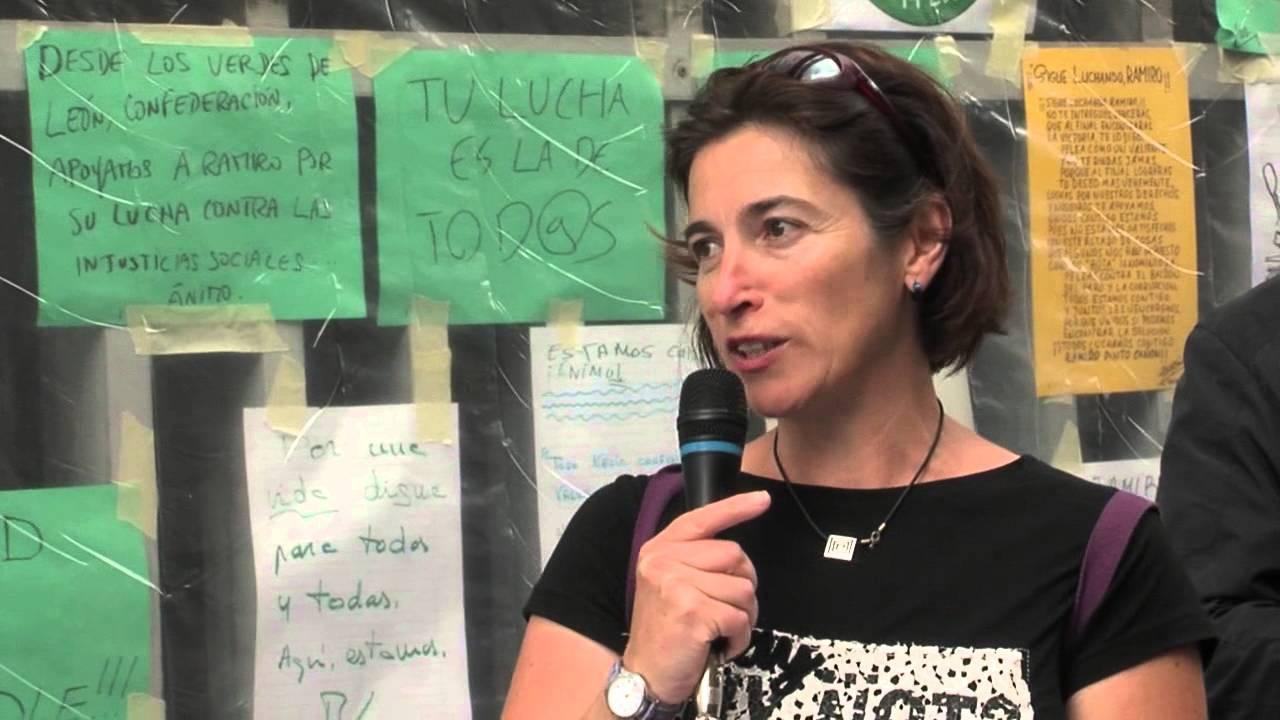 ramiro pinto huelga de hambre concentracion domingo 20 youtube