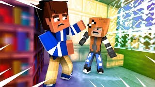 The Fight!! | Pleasant Valley High S1 Ep.5 | Minecraft Roleplay