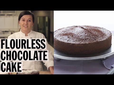 Easy flourless chocolate cake recipes