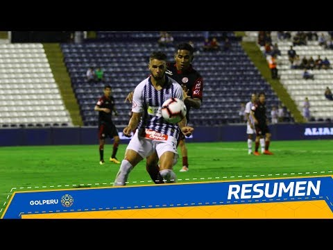 Resumen: Alianza Lima vs. UTC (2-2)