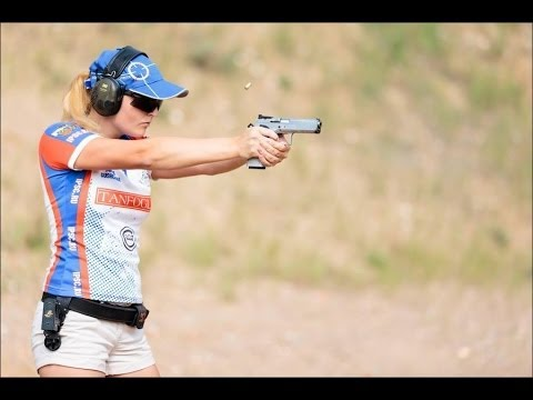 The Shooter's Mindset Episode 25 Maria Gushchina