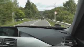 BMW 320d F30 onboard driving #HD #POVPASSANGER
