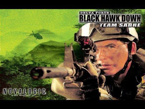 Delta Force Team Sabre / Отряд Дельта - игра из 2003-го года!