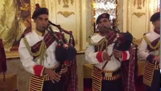 #UttranchalPipeBand #Bollywood #Uttranchal Pipe Band performing on Bollywood classic song