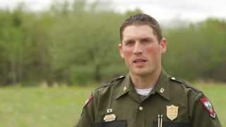 Game Warden Kris MacCabe Discusses Bear Hunting And Why The Department Opposes Question One