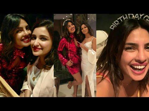 Priyanka Chopra Celebrates Her Birthday In Miami | Priyanka Chopra | Priyanka And Nick In Miami