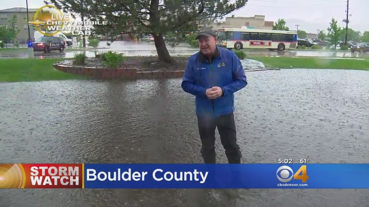 Mobile Weather Lab Tracks Storms