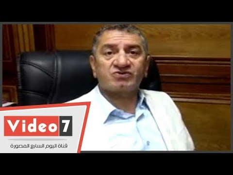 محافظ كفر الشيخ: 9 عيون لإنتاج مليار ونصف قدم غاز طبيعى.. وإنشاء مصنع حديد  - 02:21-2017 / 5 / 24