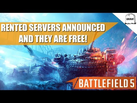Battlefield 5 Free Server Rental Confirmed! What We Know So Far