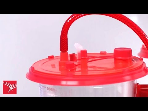 SAF-T Pump™ Waste Disposal System - Cardinal Health
