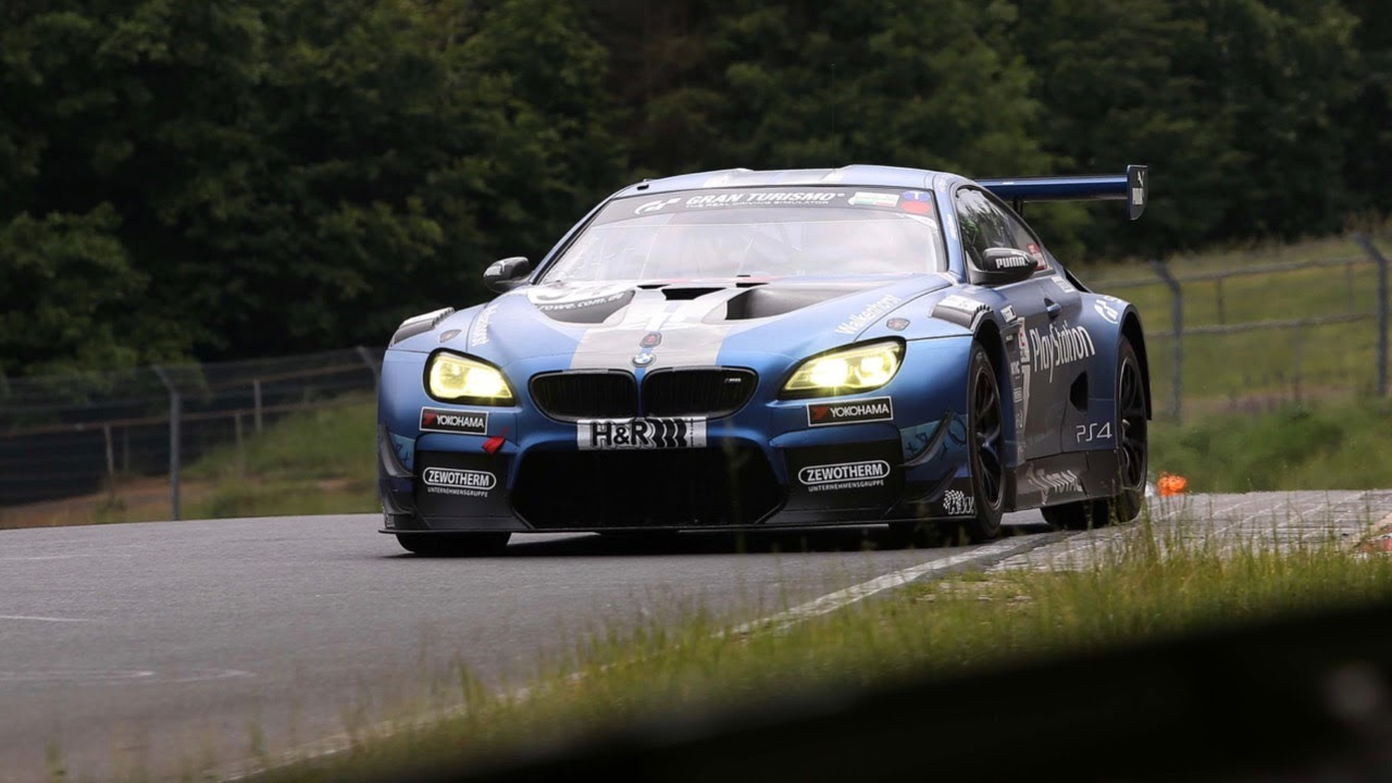 Nürburgring Endurance Series – Round 1.