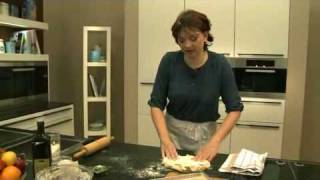 Rezept Hefeteig, Grundrezept für Pizza und Foccacia