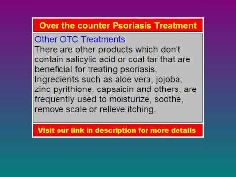 Over The Counter Psoriasis Treatment