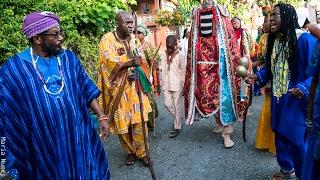 Egungun Festival, Trinidad and Tobago