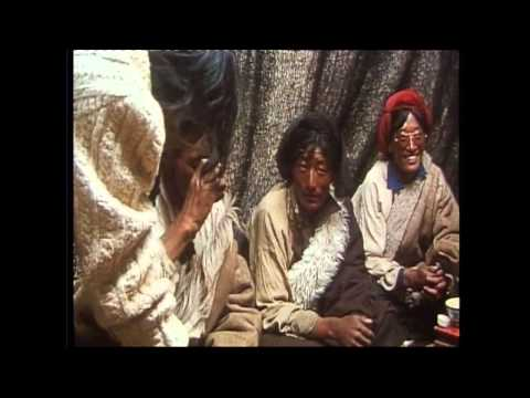 Tibet - The salt men of Tibet 1-4.