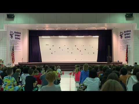 Basha Elementary School Talent Show Teacher Dance 2019
