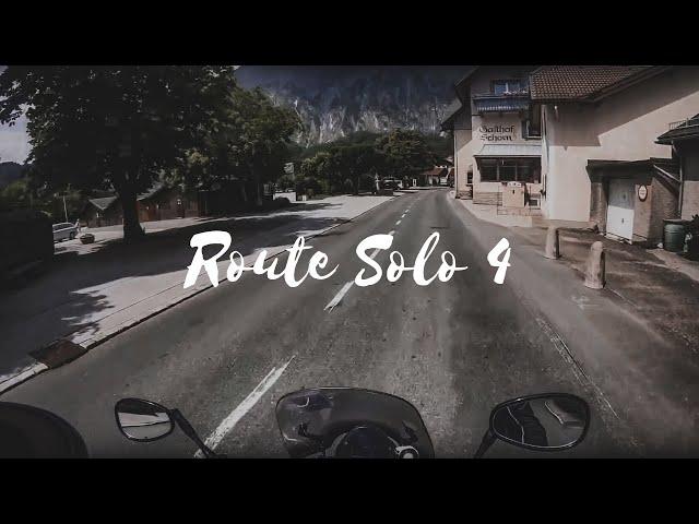 Route Solo 4 | Lubyana | Salzburg | Nurnberg | Solo Motorcu | XSR 900 | Nesli Avci