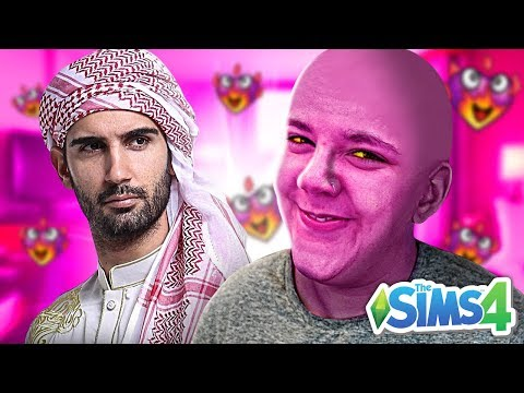 ENGRAVIDEI UM HOMEM! - The Sims 4 thumbnail