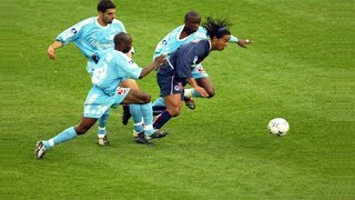 Ronaldinho Wonderkid ● Rare Skills ● 2001/2003