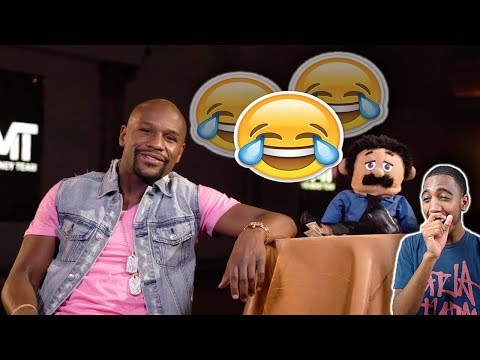 Download Youtube: Awkward Puppets | Best Floyd Mayweather Interview *REACTION*