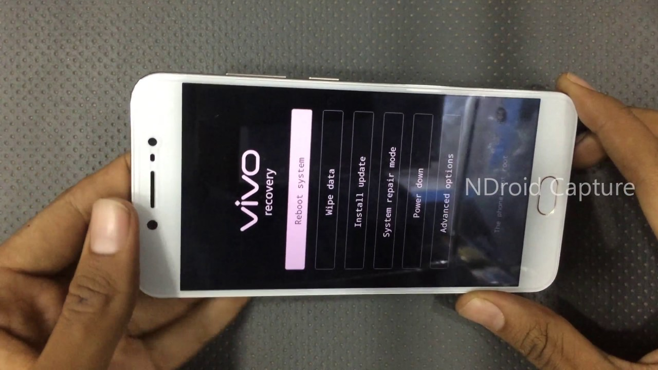 How to hard reset vivo v5 bypass lock