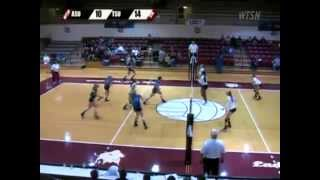2014 Lone Star Conference Volleyball Championship Set 5 (NBS/TIPA Entry)