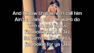 Ciara: Turn On The Lights (Remix)