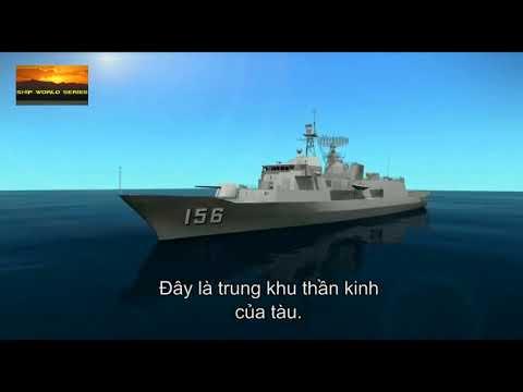 VTS MARINES(Cr.TVS) - AUSTRALIA DETROYER HMAS TOOWOOMBA ANTI THE PIRATES  ( PART 1 )