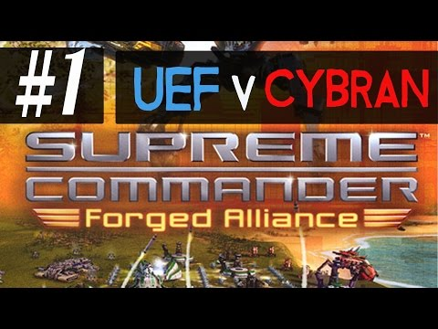 Supreme Commander Forged Alliance - 1 - Mass Means Nothing