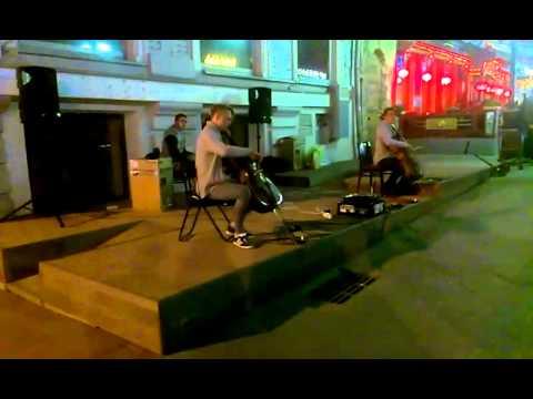 Кузнецкий мост - концерт под звездами