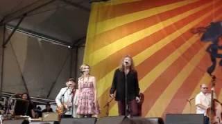 Robert Plant Alison Krauss Fortune Teller Live! Jazz Fest