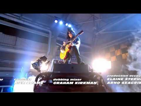 Top Gear Season 18 Finale With Slash!!!