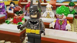 Lego Batman School Fail