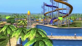 Water Park Tycoon Gameplay Trailer