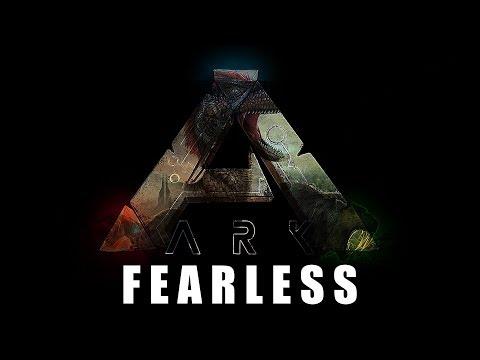 ARK: Survival Evolved Song   Music Gaming Video inc. Lyric   FEARLESS   #Ark maulwurfn!