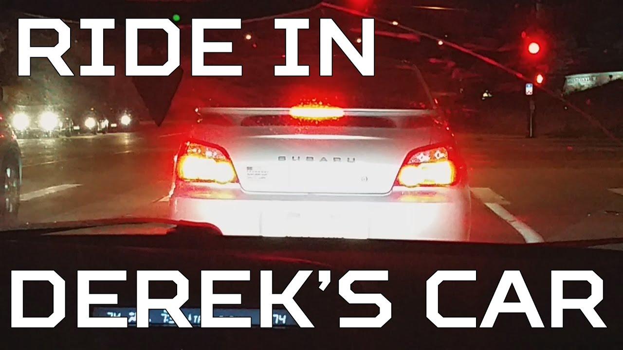 medium resolution of ride in derek s car trunk lock install