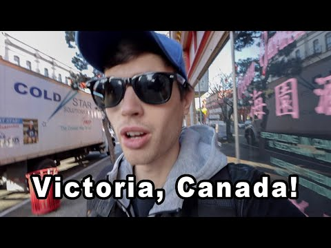 A Day In Victoria, British Columbia, Canada! 🇨🇦