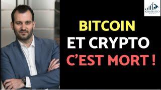 Crypto hebdo : Bitcoin et crypto sont-ils morts pour un moment ?!