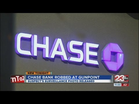 Chase Bank robbery on Panama Lane